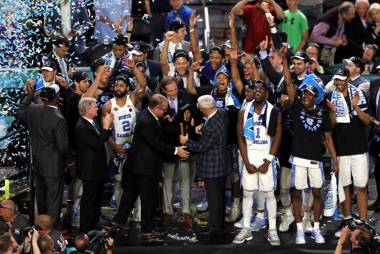 North Carolina Champion NCAA 2017