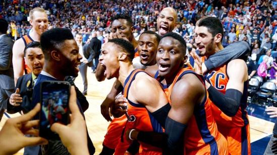 NBA (VIDEO): Russell Westbrook dépasse Oscar Robertson