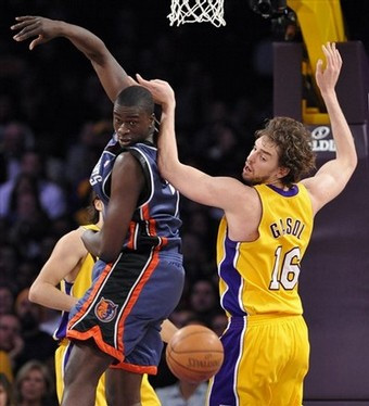 NBA :  sénégalais sur un même parquet