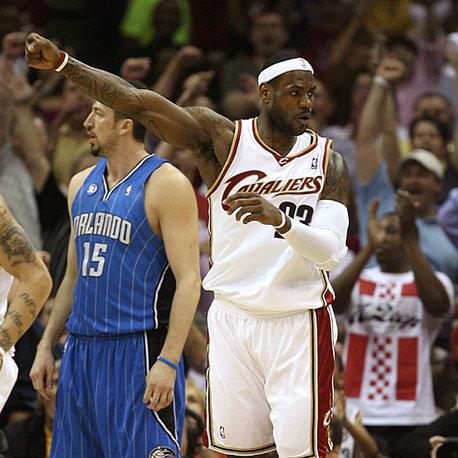 (VIDEO)-NBA - Finale Conférence Est - Cleveland peut encore y croire