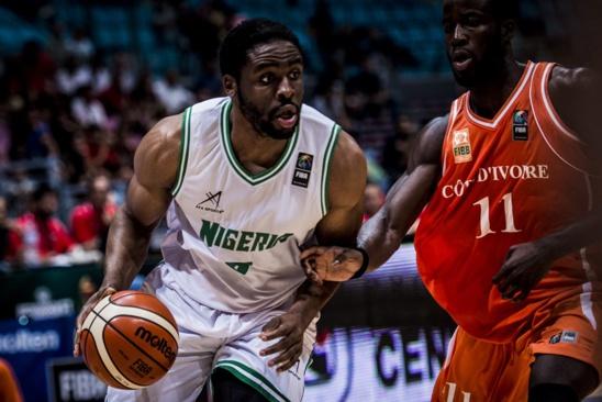 AFROBASKET HOMMES 2017 :  Le Nigeria a eu chaud (Résumé des rencontres de la 1ére journée)