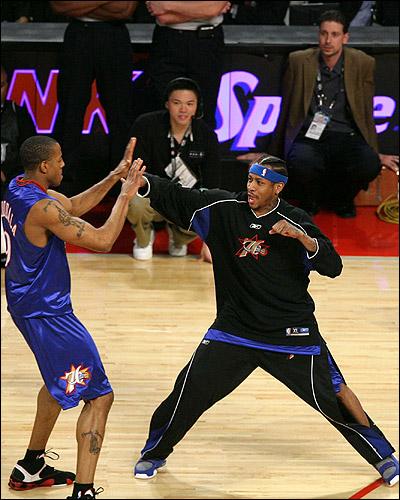 NBA:Iverson rentre au bercail