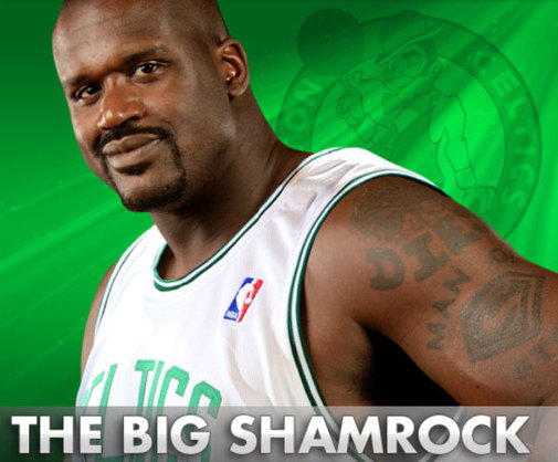 NBA: Shaquille O'Neal s'engage au Boston Celtics