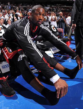(VIDEO) - NBA - Miami et Dwyane Wade se reprennent à Philadelphie