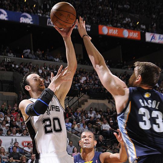 NBA Play-offs/1er tour - Matches N.2 :Merci Ginobili !