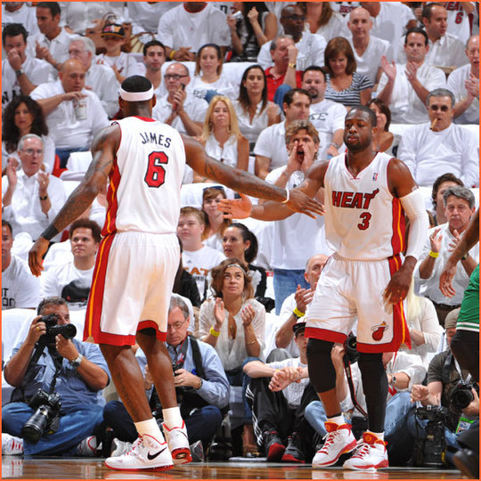 NBA - Play-offs/2e tour - Miami envoie Boston en vacances