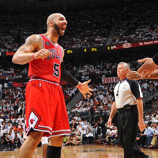 NBA FINALE DE CONFERENCE - Chicago au rendez-vous