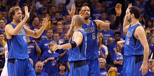 NBA FINALE CONFERENCE OUEST - Dallas fait le break