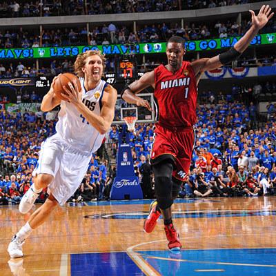 NBA FINALS GAME 4 : Dallas égalise 2-2