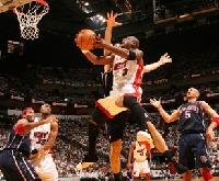 Dwayne Wade Heat's