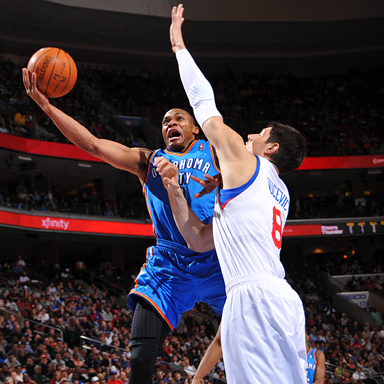 NBA - Oklahoma insatiable, Chicago domine San Antonio