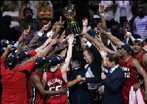 Miami en champion : Le match