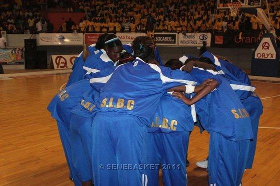 Play-offs filles:SLBC démarre par une victoire