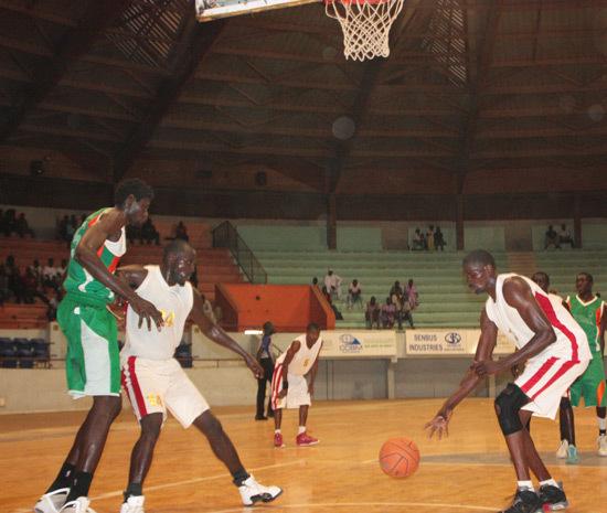 1/4 de Finale Coupe du Sénégal Hommes ; Douanes et SLBC en demi-finale