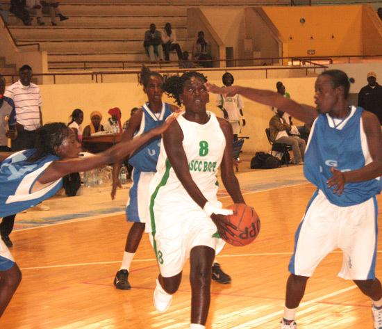 1/4 de Finales Coupe du Sénégal Filles : Bopp et JA passe accéde en demi-finale