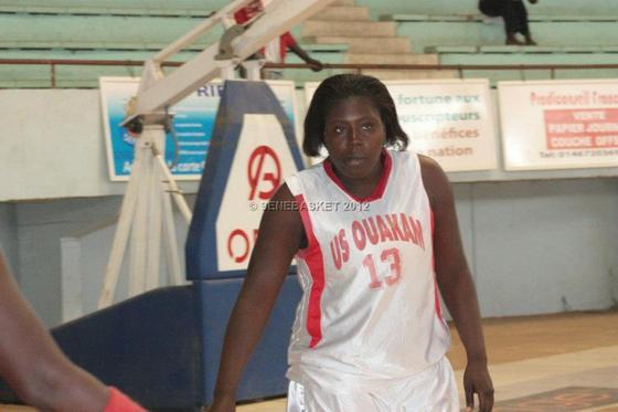 Basket (Play-offs filles) : USO rejoint DUC et SLBC en demi-finales
