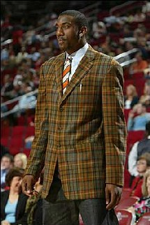 Amare Stoudamire (NBA : Phoenux Suns)