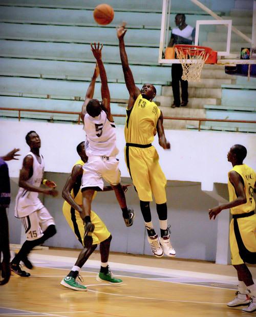 Basket : Coupe du Maire garçons : USO et DUC en demi-finales