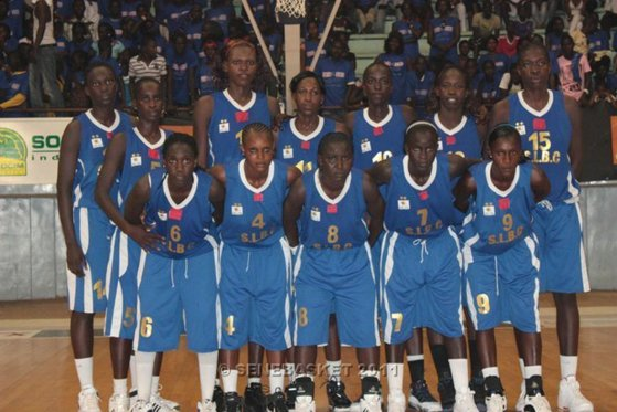 Basket : Coupe du Sénégal dames (1/2 aller)