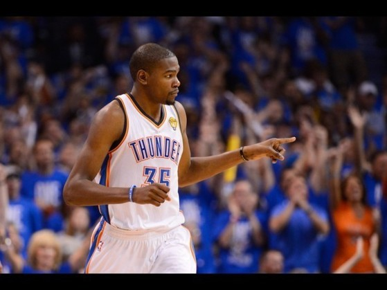 Kevin Durant 36 pts - photo NBA
