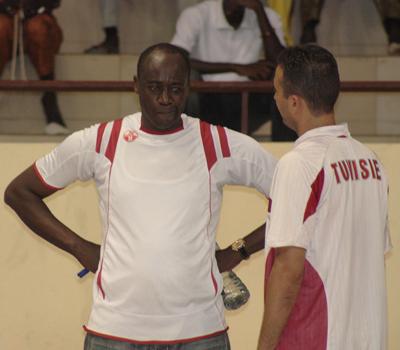 NOUVEAUX COACHS: Cheikh Sarr pour Weiz et Moussa Touré pour Tapha Gaye