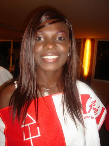 Mame Diodio DIOUF Reine de la saison 2005-2006