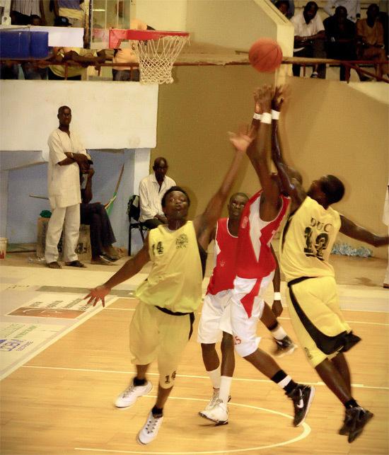 Basket Play-offs garçons : DUC / UGB, l'affiche de la finale