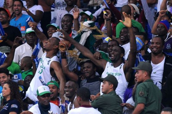 JO LONDRES 2012 : Le Nigeria y sera