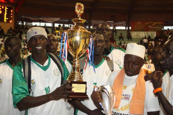Coupe du Maire : Et de 10 pour l'AS Douane !