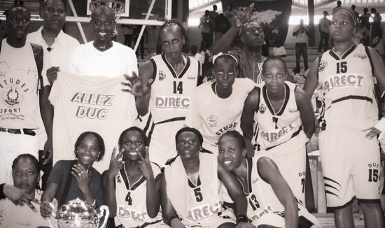 Basket - Championnat National 1 Fminin : Les Etudiantes dcrochent leur 14me titre, aprs 5 ans de dite