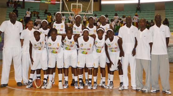 Afrobasket U18 filles (1ère journée) : Les Lioncelles gagnent d'entrée