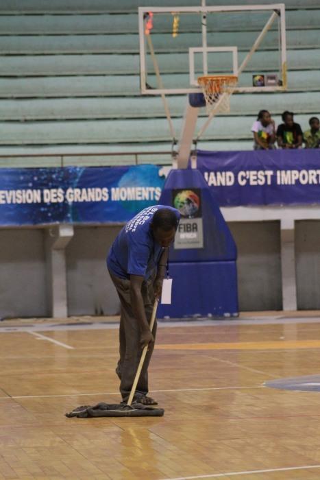 Marius Ndiaye «inondé»