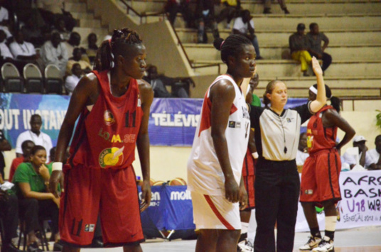 AFROBASKET FEMININ U18 : Le Sngal l'emporte sur le fil contre l'Angola