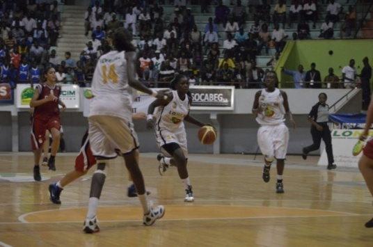 Afrobasket U18 filles - Sngal - Tunisie et Egypte - Mali, laffiche des demi-finales