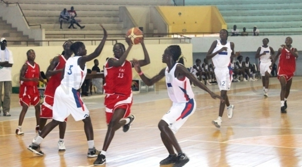 CAYOR BASKET CLUB (FILLES) RELEGUE SALTIGUE EN D2 ET ACCEDE EN D1