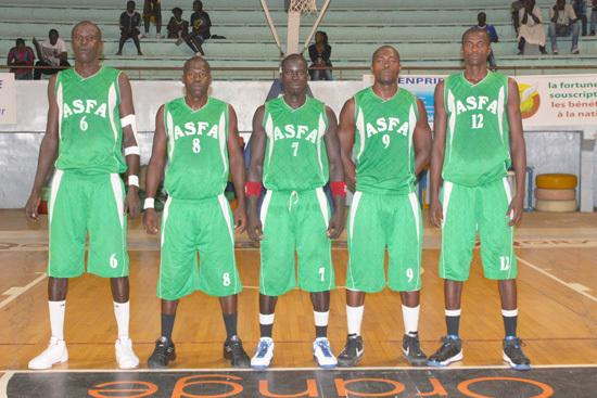 National 1 Masculin: Victoire de Gorée et de l'Asfa