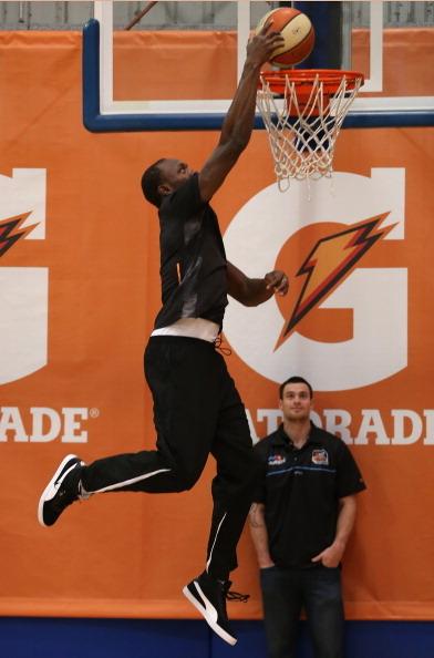 NBA - All Star Game: Usain Bolt jouera dans le match des célébrités