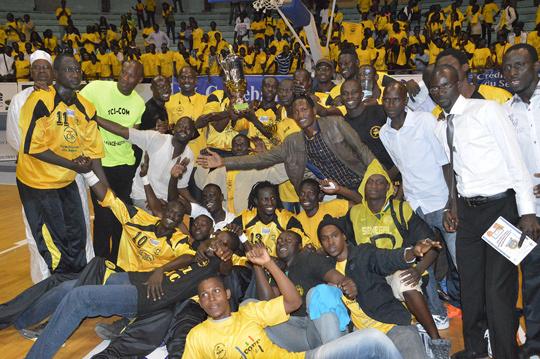 Le DUC remporte la 40 éme Coupe St-Michel
