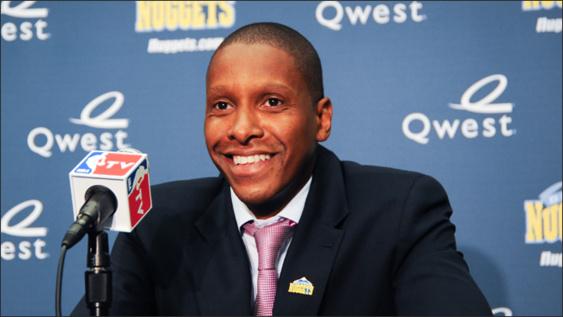 NBA :L'Afrique à l'honneur - le Nigerian Masai Ujiri nommé Meilleur dirigeant de l'année