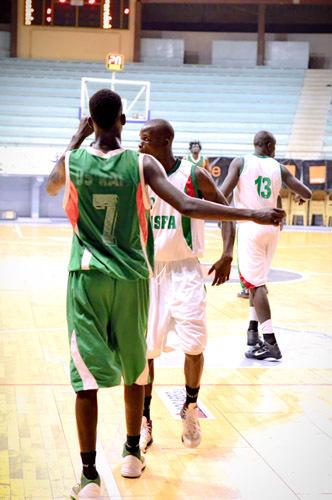 Madiarra Dieng  envoie le Rail en finale de la coupe du Sénégal  au buzzer (RAIL-ASFA 52-50)