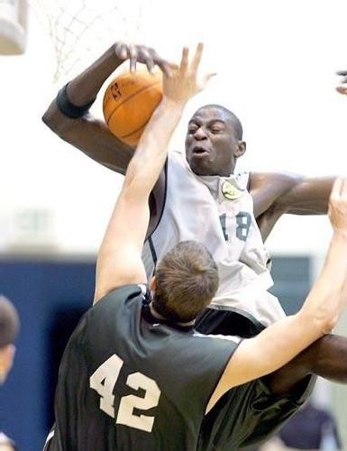 Mouhamed Saer SENE - photo NBA