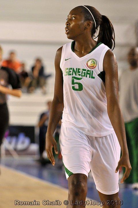 Afrobasket Féminin : Cinq matchs amicaux et un stage au programme des Lionnes