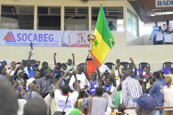 Coupe du Sénégal : Ugb décroche son 2e titre
