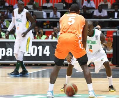 Afrobasket Masculin (20-31 août 2013) : La Côte d'Ivoire atomise le Sénégal