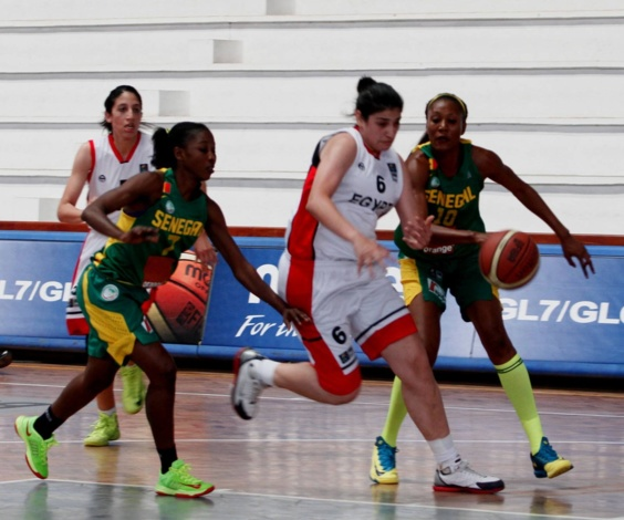 Afrobasket – Maputo 2013 : Les favoris assurent d'entrée