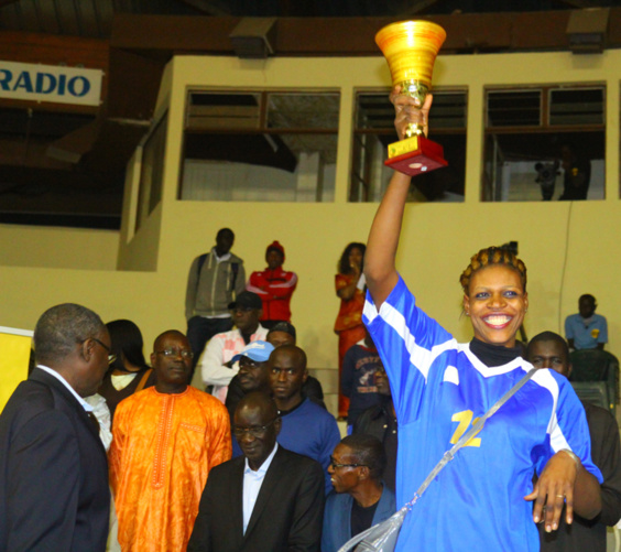 Ramata Daou MVP