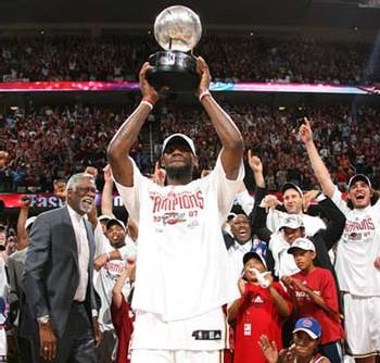 NBA - Finale Conférence Est - Match N.6: Cleveland rejoint San Antonio