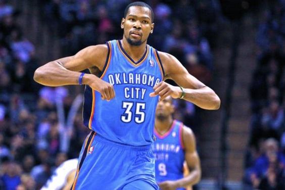 Kevin Durant: je suis content que ce soit terminé