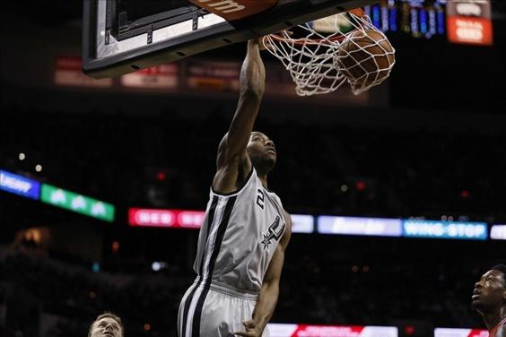 NBA - Play-offs/2e tour: Miami et San Antonio se promènent