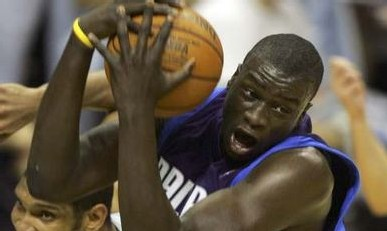 Desagana DIOP- photo NBA
